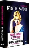 Brigitte Bardot : Haine, amour et trahison / Rendez-vous à Rio - Coffret 2 DVD [FRENCH]