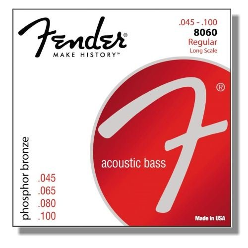 Fender Accessories 073-8060-400 Phosphor Bronze