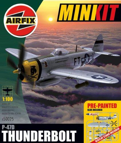 Airfix - AI50025 - Maquette - Mini Kit P-47 Thunderbolt