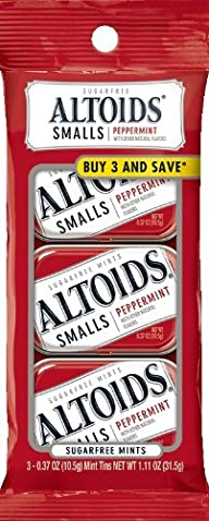 Altoids Smalls Peppermint Sugarfree M…