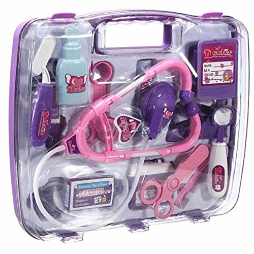 Xidaje Kids Pretend Doctor'S Medical Play Set & Carry Case Kit Boys Girls Toy front-323101