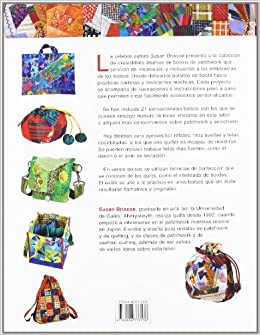 21 sensacionales bolsos de patchwork/ 21 Sensational