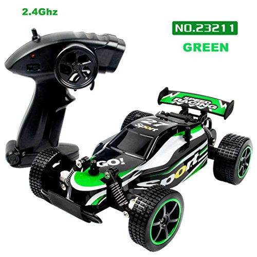OVERMAL 1:20 2.4GHZ 2WD Radio Remote Control Off Road RC RTR Racing Car Truck (Remote Control 18 Wheeler compare prices)