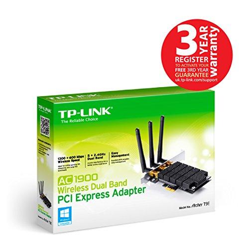 TP-Link Archer T9E PCIe x1 802 11a/b/g/n/ac Wi-Fi Adapter