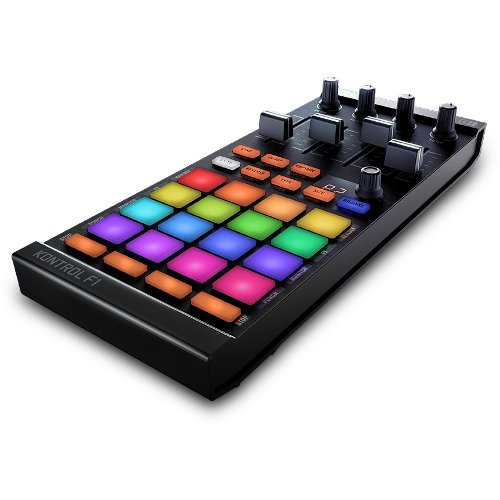 Great Features Of Native Instruments Traktor Kontrol F1 DJ Controller