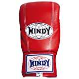 WINDY(ウィンディ) パンチンググローブ TBG-1 カラー赤
