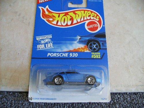 Hot Wheels Porsche 930 #592 - 1