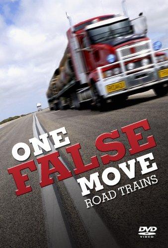One False Move - Road Trains [DVD]