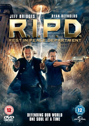 R.I.P.D.: Rest in Peace Department [DVD + UV Copy]