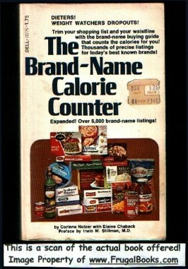 The Brand-Name Calorie Counter, CORINNE NETZER