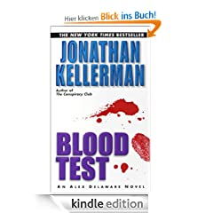 Blood Test: Alex Delaware Series, Book 2