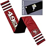 San Francisco 49ers Jersey Scarf