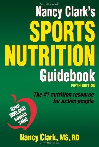 Nancy Clark'S Sports Nutrition Guidebook-5Th Edition By Clark, Nancy (2013) Paperback