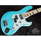 Yamaha Billy Sheehan Attitude Limited 3 Bass Guitar Sonic Blue