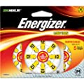 Energizer AZ10DP-24 EZ Turn and Lock Hearing Aid Size 10 Batteries, 24-Pack
