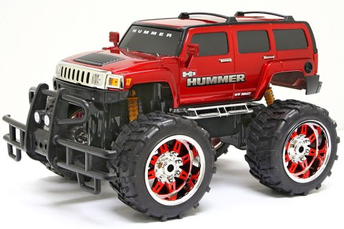 New Bright - 1:10 Scale Hummer H3