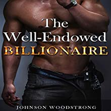 Omega: The Well-Endowed Billionaire (       UNABRIDGED) by Johnson Woodstrong Narrated by Mateo Reat