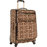 Anne Klein Luggage Mane Line 24 Inch Expandable Spinner