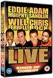 Saturday Night Live - Kings Of Comedy Collection [DVD]