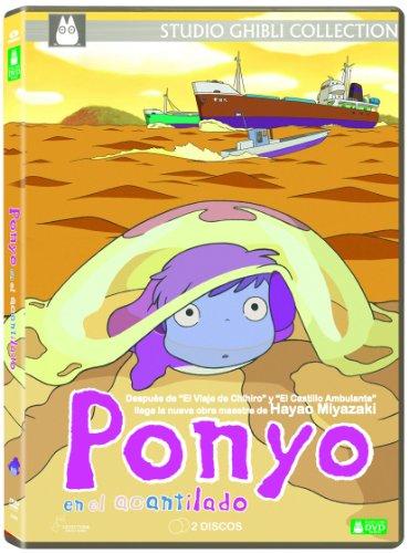 Alquiler y compra de ponyo en el acantilado filmaffinity - Acantilado filmaffinity ...