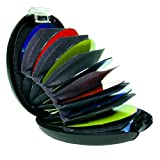 Discus Series 22-CD Media Wallet ~ Discgear