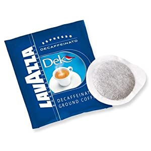 Lavazza ESE Decaf Paper Pods x108