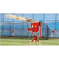 Buy Heater Pro Curveball Pitching Machine by Trend Sports