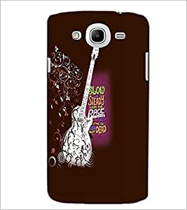 PrintDhaba Quote D-4110 Back Case Cover for SAMSUNG GALAXY MEGA 5.8 (Multi-Coloured)