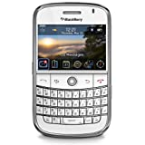 BlackBerry Bold 9000 Unlocked Phone with 2 MP Camera, 3G, Wi-Fi, GPS, and MicroSD Slot - International Warranty - White