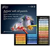 Mungyo Gallery Soft Oil Pastels Set of 48 - Assorted Colors (Color: Limited edition, Tamaño: Limited edition)