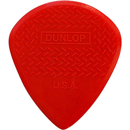 Dunlop 471R3N Max-Grip Jazz III, Red Nylon, 24/Bag (Carbon Fiber Case Guitar compare prices)