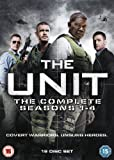 The Unit - Seasons 1-4 [DVD]