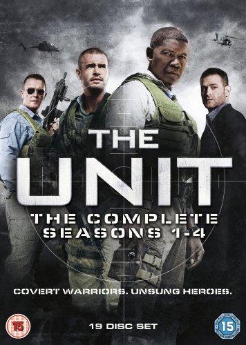 The Unit - Seasons 1-4 [DVD]