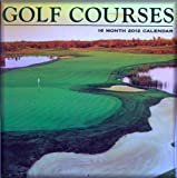 2012 Golf Courses Wall Calendar