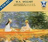 Mozart: Piano concertos No. 1-4, 6, 8, 15 & 24