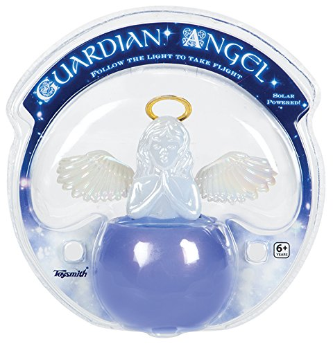 Toysmith Solar Guardian Angel Toy (4.5-Inches Tall) - 1