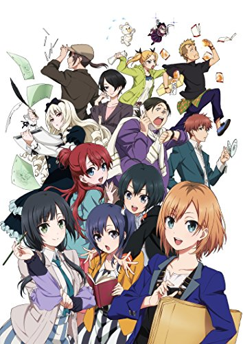 SHIROBAKO Blu-ray プレミアムBOX vol.1...[Blu-ray/ブルーレイ]