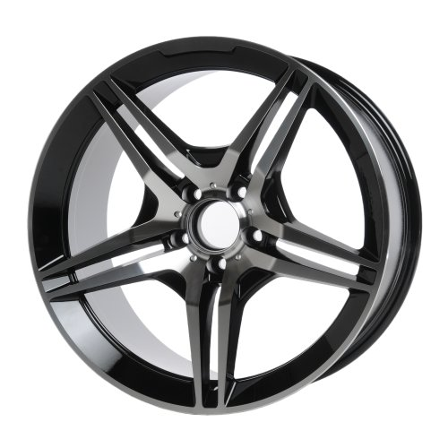 19&#8243; Mercedes Benz Wheels Set Staggered (Set of