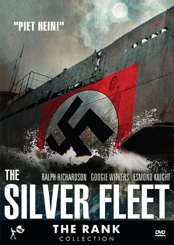 Cover art for  The Silver Fleet