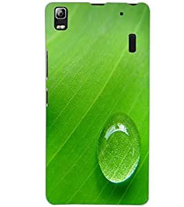 LENOVO A7000 TURBO WATER DROPS Back Cover by PRINTSWAG