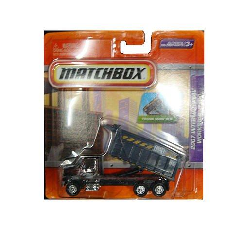 Matchbox Real Working Rigs Assortment Vehicles Set - 1