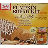 Libby's Pumpkin Bread Kit with Icing, 56.1-Ounce Kits(Pack of 2)