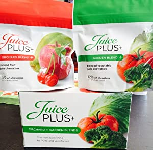 Juice Plus+ Children's Chewables Orchard and Garden Blend 2 Month Supply