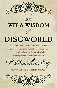 The Wit & Wisdom of Discworld Bokomslag