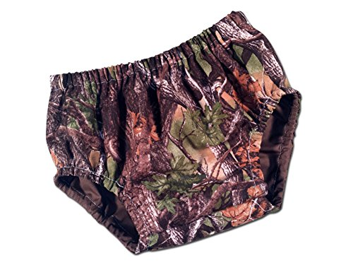 Juxby Kids Baby-Real Forest, Woodland Camo Diaper Cover-12To24M