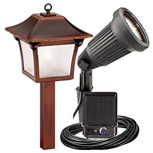 Click to buy Malibu Outdoor Lighting: Malibu Colonial Light Kit, 6-Piece from Amazon!