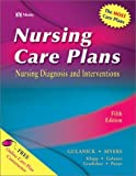 img - for Nursing Care Plans: Nursing Diagnosis and Intervention 5th Edition by Gulanick PhD APRN FAAN, Meg, Myers RN MSN, Judith L., Gul (2002) Paperback book / textbook / text book