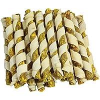 Dog Chew Spiral Manchies- Chicken