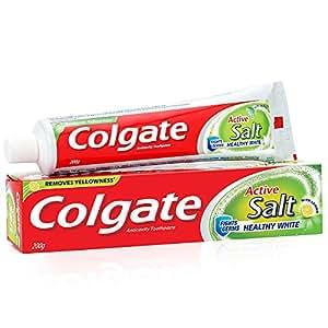 Buy Colgate Toothpaste Active Salt - 200 g (Salt and Lemon ...