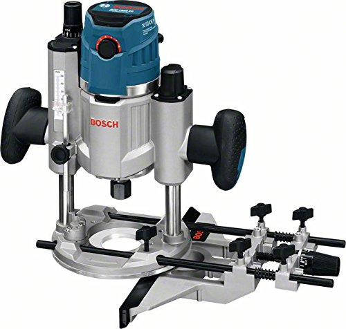 Bosch-Professional-GOF-1600-CE-Oberfrse-812-mm-Spannzange-Absaugadapter-Parallelanschlag-Spannzangen-Zentrierstift-1600-W-L-Boxx